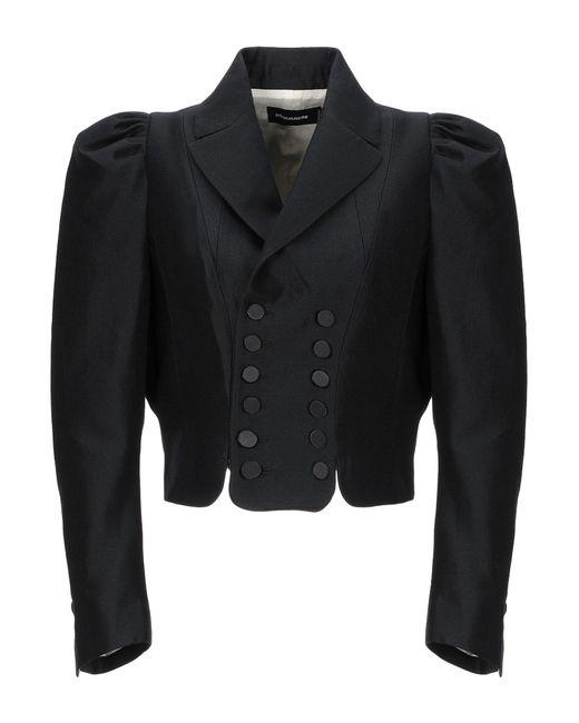 DSquared² Black Suit Jacket