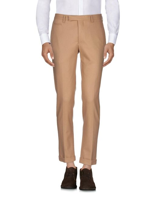 Brian Dales Pantalon homme de coloris neutre
