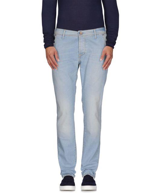 0/zero Construction | Blue Denim Pants for Men | Lyst