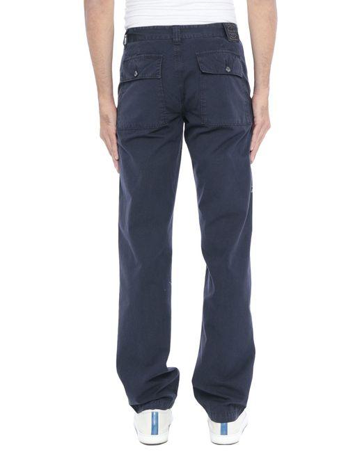 Murphy & Nye Pantalon homme de coloris bleu dsb7D