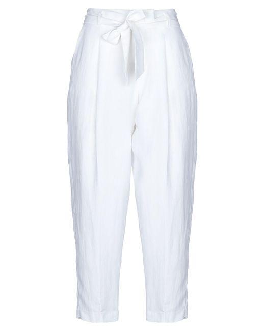 Pantalon I Blues en coloris White