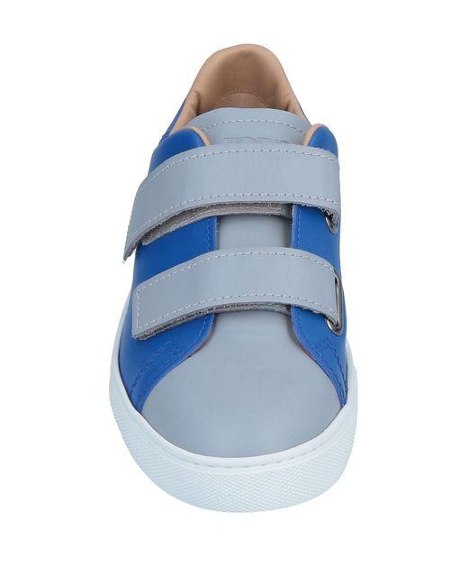 Tod's Low Sneakers & Tennisschuhe in Blue für Herren