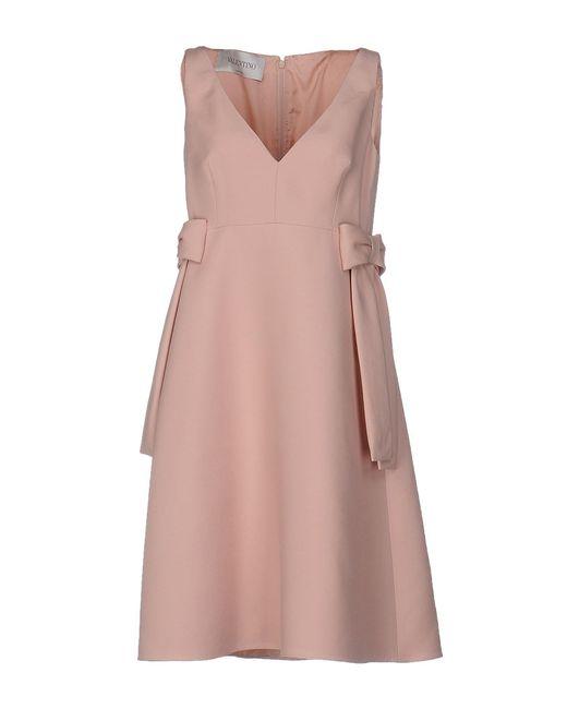 Valentino Pink Knee-length Dress