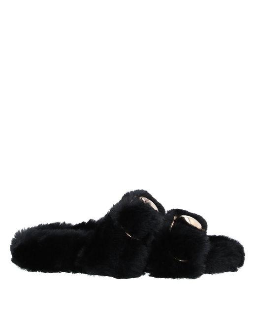 Stella Luna Purple Slippers