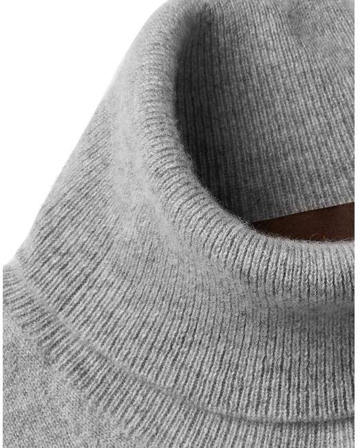 Cuello alto Altea de hombre de color Gray