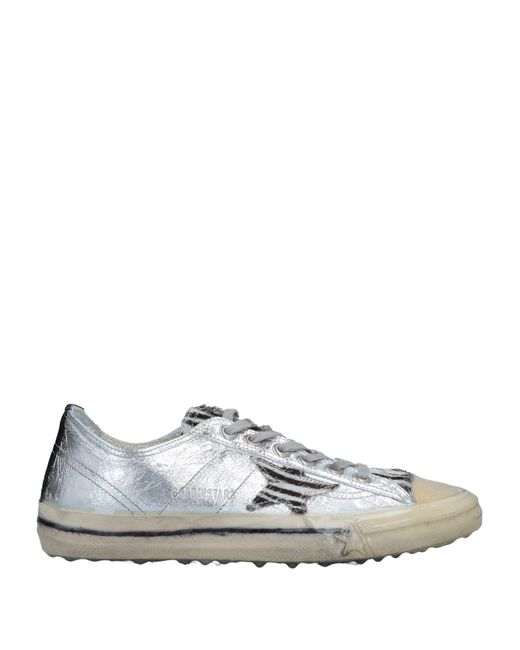 Golden Goose Deluxe Brand Metallic Low-tops & Sneakers