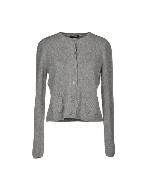 Anneclaire - Gray Cardigans - Lyst