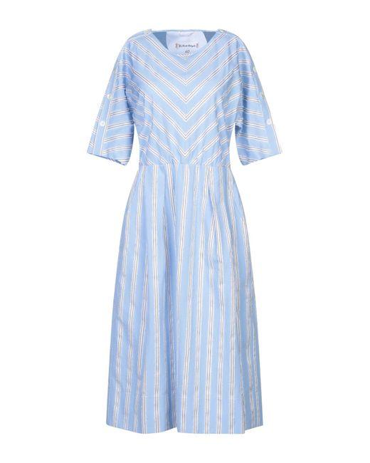 Vestito longuette di Le Sarte Pettegole in Blue