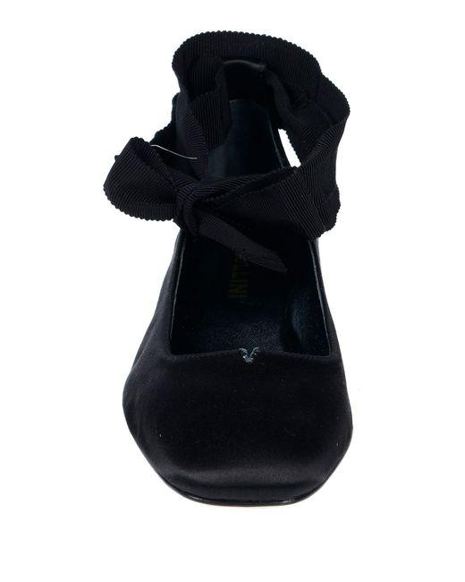 Ballerines Pollini en coloris Black