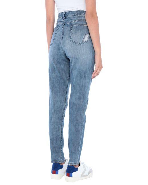 Pantalon en jean MICHAEL Michael Kors en coloris Blue