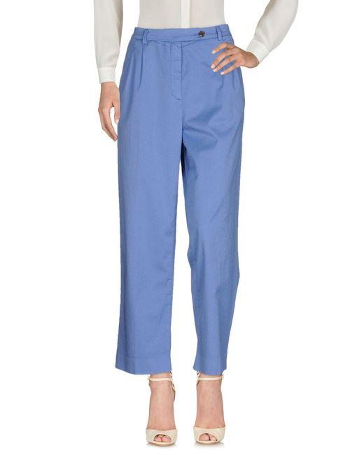 Pantalon TRUE NYC en coloris Blue