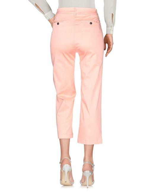 Roy Rogers Pink Caprihose