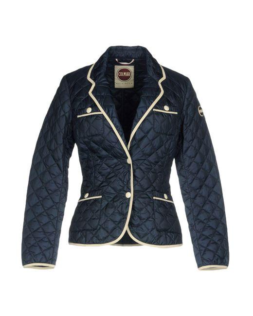 Colmar - Blue Jackets - Lyst