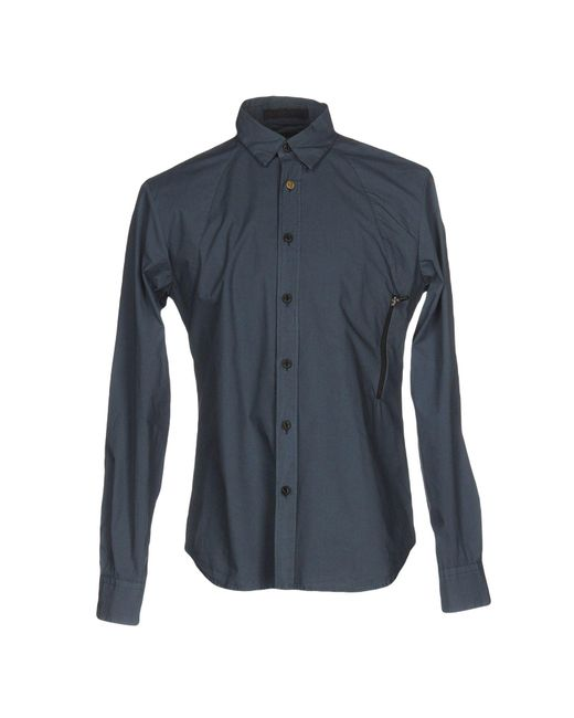 North Sails - Blue Shirt for Men - Lyst