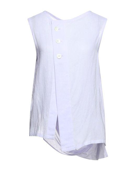 Y's Yohji Yamamoto Purple Hemd