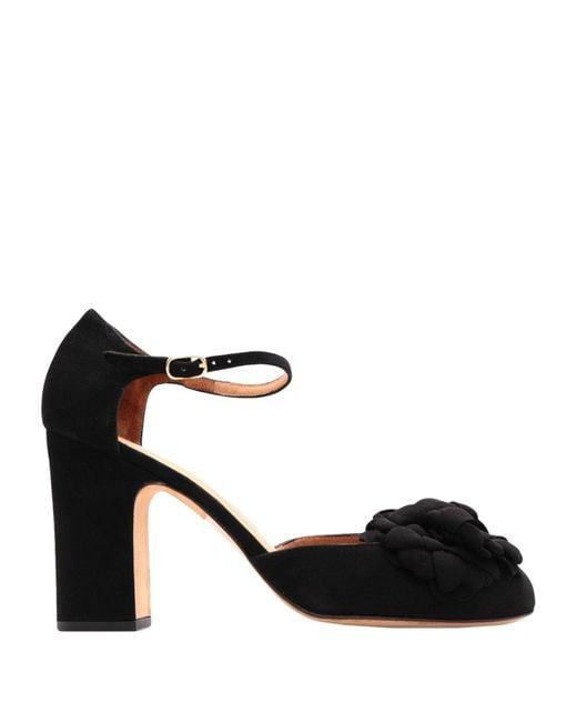 Zapatos de salón Chie Mihara de color Black