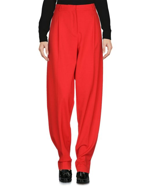 Pantalon Mauro Grifoni en coloris Red