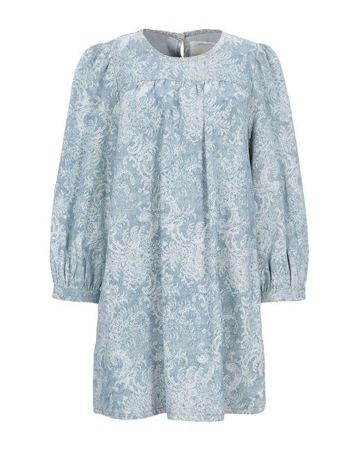 Marc Jacobs Blue Short Dress