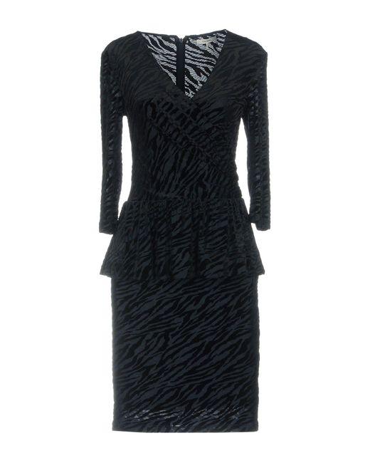 Vestito corto di Ganni in Black