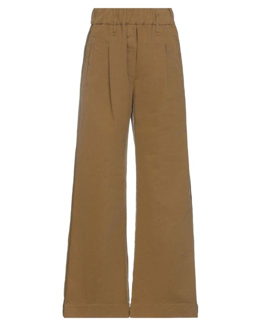 Pantalones Forte Forte de color Green