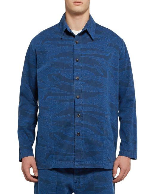 Blouson Billy pour homme en coloris Blue