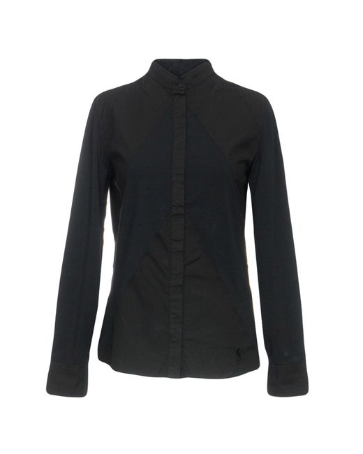 European Culture - Black Shirt - Lyst