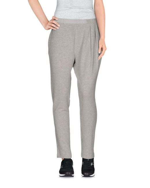 Woolrich - Gray Casual Pants - Lyst