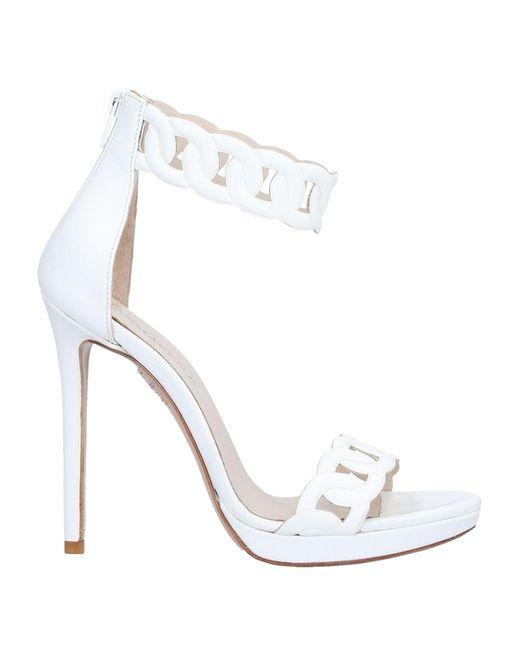 Sandali di Gianmarco F. in White