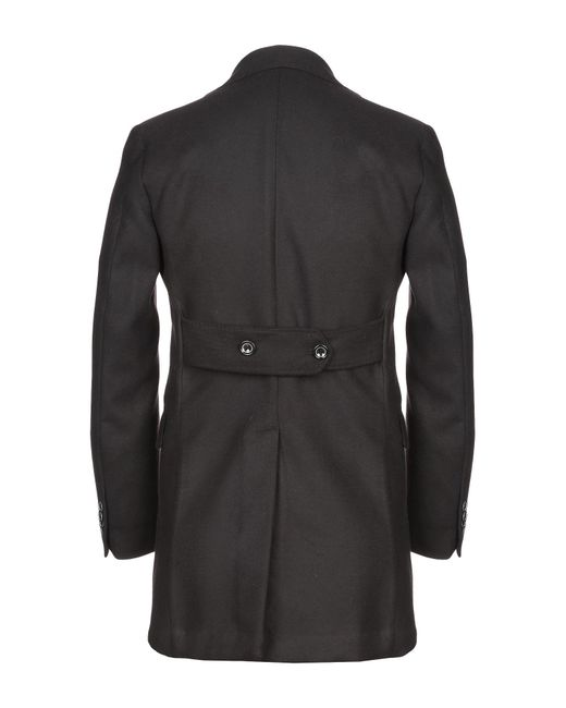 Takeshy Kurosawa Coat in Black for Men - Lyst