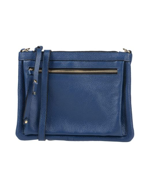 Caterina Lucchi Blue Handbag
