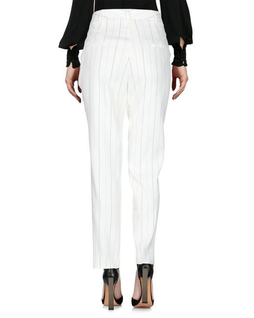Pantalone di L'Autre Chose in White
