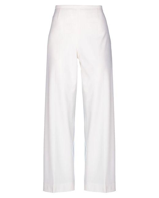 Pantalone di Piazza Sempione in White