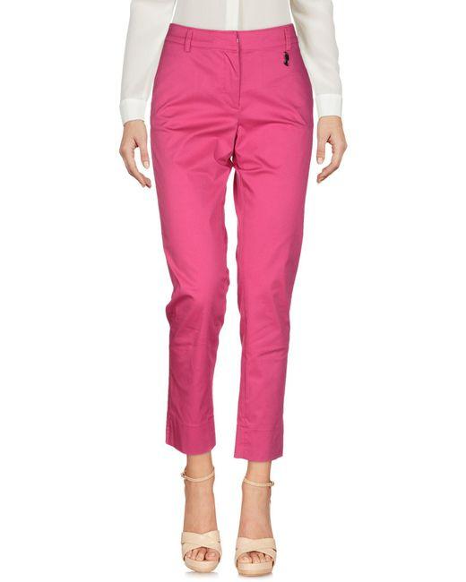 Pantalone di Roberta Scarpa in Pink