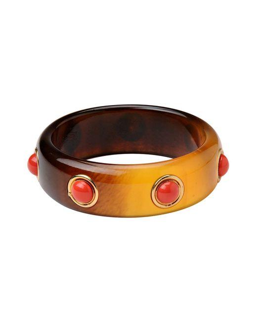 First People First - Orange Bracelets - Lyst