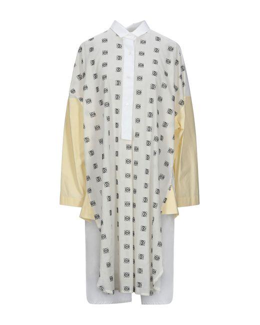 Loewe White Shirt