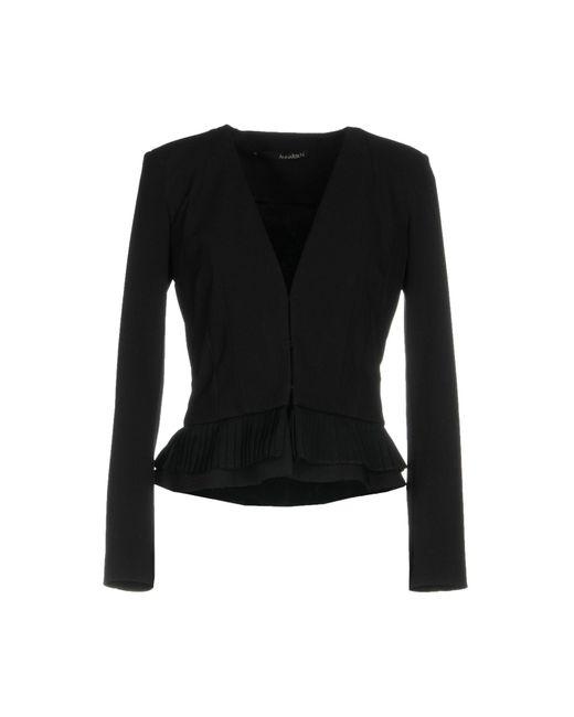 Annarita N. Black Suit Jacket