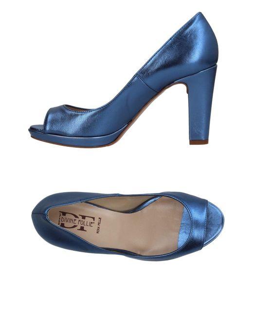 Divine Follie - Blue Court - Lyst