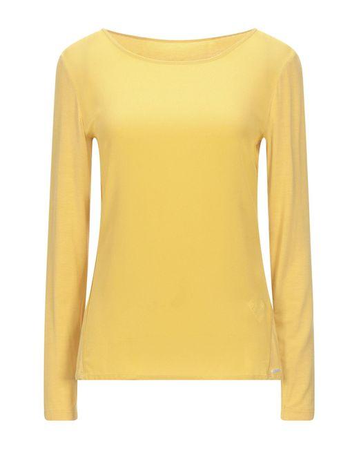 Blusa di Woolrich in Yellow