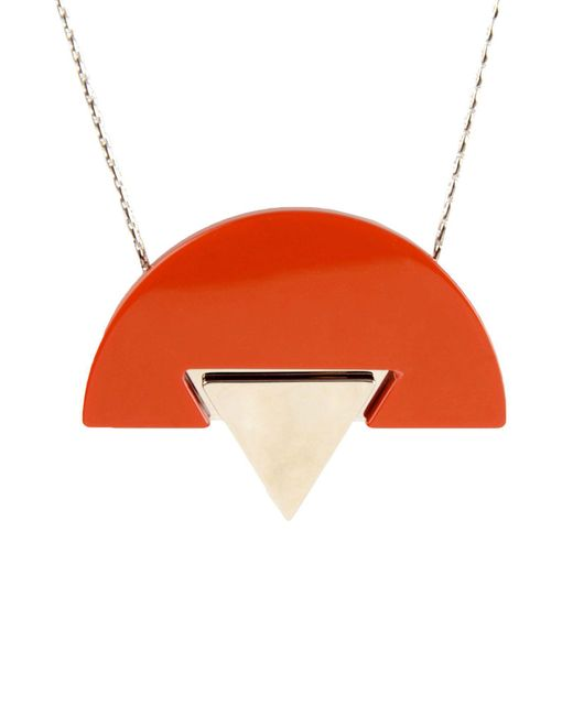 Paolo Errico - Red Necklaces - Lyst