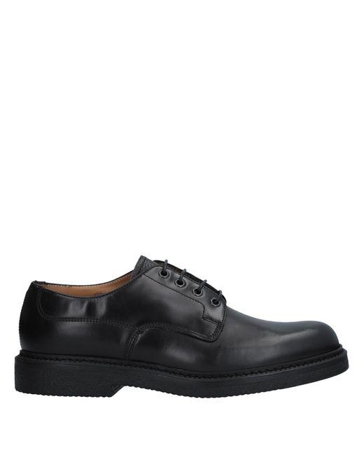 Fabi - Black Lace-up Shoe for Men - Lyst