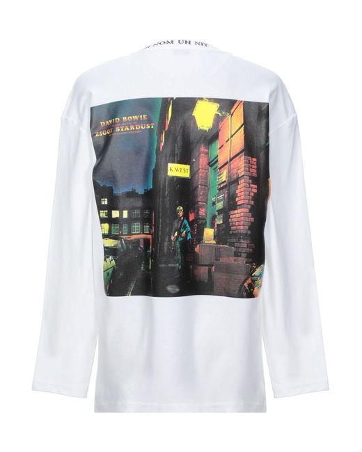 Camiseta Ih Nom Uh Nit de hombre de color White