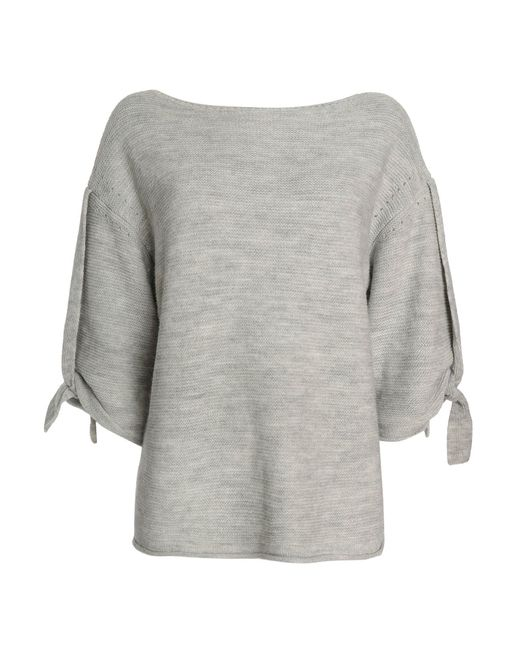 Halston Heritage Gray Sweater