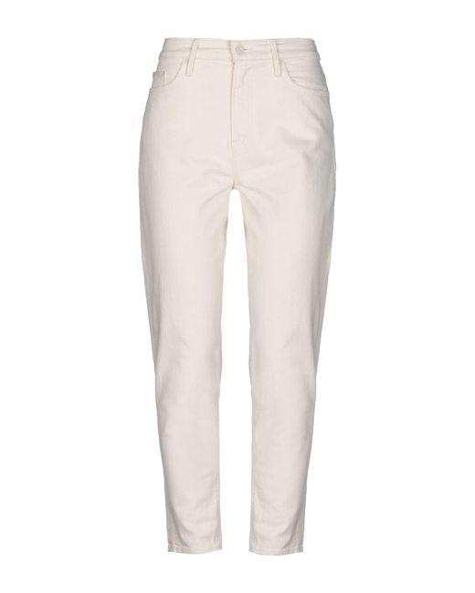Pantaloni jeans di Mother in Natural