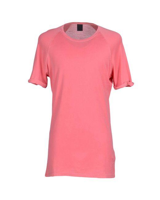 Jijil Pink T-shirt for men