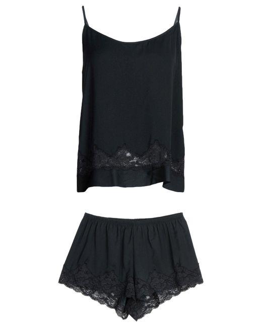 Verdissima - Black Sleepwear - Lyst