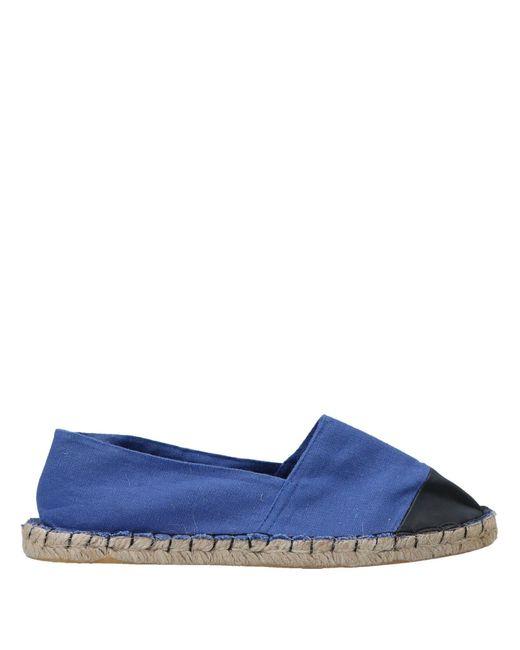 Espadrilles Manila Grace en coloris Blue