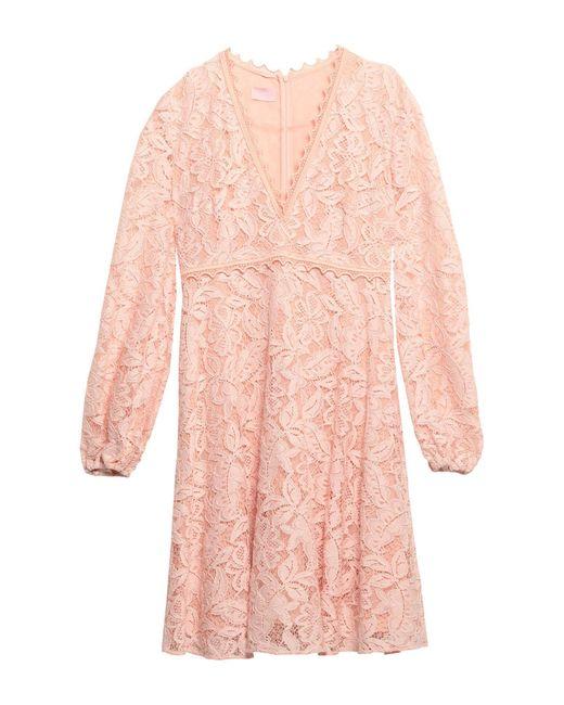 Giamba Pink Knee-length Dress