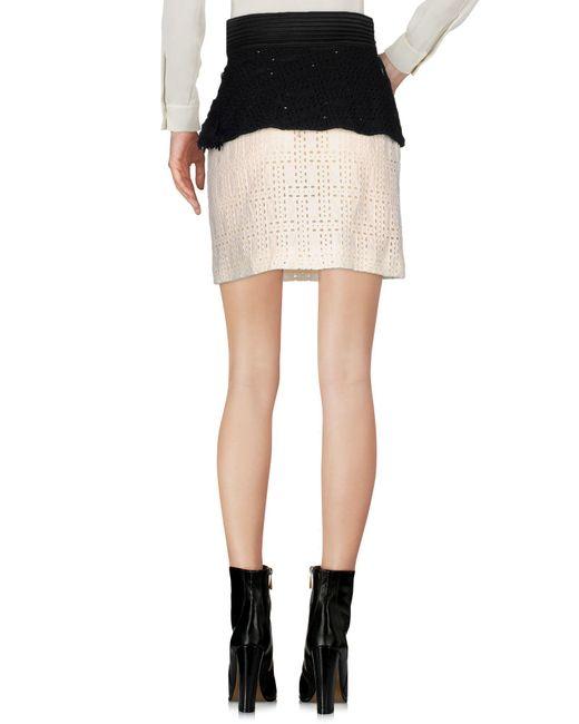 Minifalda Emanuel Ungaro de color Black
