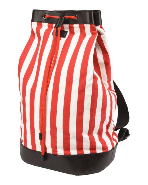 Dolce & Gabbana - Red Backpacks & Fanny Packs for Men - Lyst