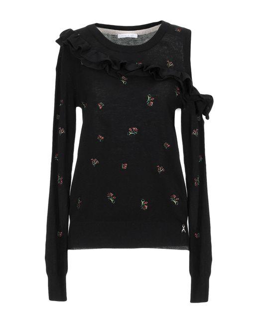 Pullover di Patrizia Pepe in Black